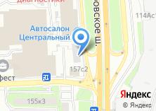 Компания «Академия кулинарного искусства эксклюзив» на карте