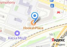 Компания «taxopizza» на карте