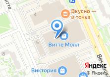Компания «SunВerry» на карте