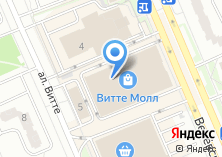 Компания «Jeans Avenue» на карте