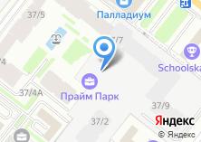 Компания «Эленстор Авто» на карте