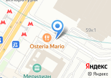 Компания «Строящееся административное здание по ул. Профсоюзная» на карте