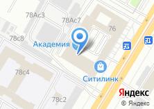 Компания «РОСИЗО» на карте