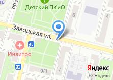 Компания «ЛТР» на карте