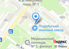 Компания «Промсвязьбанк» на карте