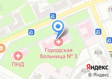 Компания «Гастроэнтерологический центр» на карте