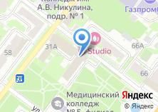 Компания «ТЕХПРОФИТ» на карте