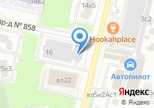Компания «Мульти-Сервис» на карте