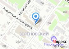Компания «МУ МВД России Подольское» на карте