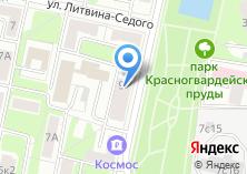Компания «МИКРОМАРКЕТ» на карте
