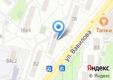 Компания «Джульетта» на карте