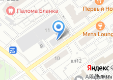 Компания «Гаражно-строительный кооператив №47» на карте