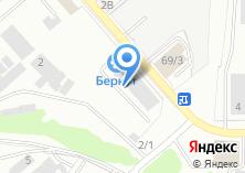 Компания «Беркут» на карте