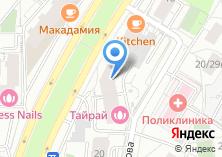 Компания «Kitchen on your way» на карте