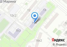 Компания «Детский сад №1479» на карте