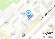 Компания «Твой Доктор» на карте