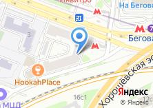 Компания «АКБ Балтика» на карте