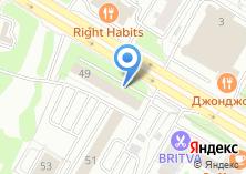 Компания «Окна-Профи» на карте