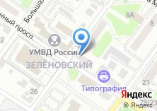 Компания «Адвокатский кабинет №93 Яковлева А.Е.» на карте