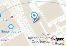 Компания «Есаулъ» на карте