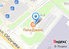 Компания «ПИЦЦА-фабрика» на карте