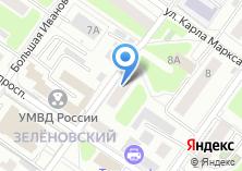 Компания «МУЖРП №12» на карте