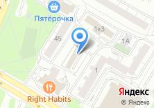 Компания «Diagmarket.ru» на карте