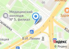 Компания «Lestnici-ludi» на карте