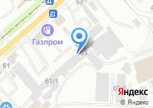 Компания «Мир Кровли» на карте