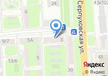 Компания «Секонд Хенд» на карте