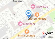 Компания «Премьер Мебель» на карте