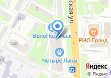 Компания «Магазин одежды из Белоруссии» на карте