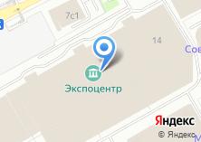 Компания «СпортВенчер Москва» на карте