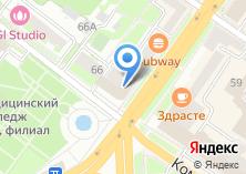Компания «Outlet Сlub» на карте