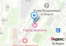 Компания «Ремонт окон Черёмушки» на карте
