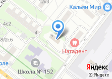Компания «Интернет-магазин короли матрасов» на карте