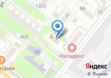 Компания «Helpteam» на карте