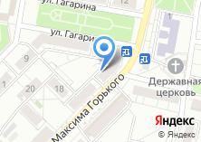 Компания «Cernovar» на карте