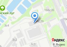 Компания «ИнтерМаш» на карте