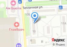 Компания «Мастерская по ремонту одежды и пошиву штор» на карте