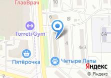 Компания «Podolsk-tv» на карте