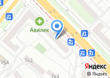 Компания «ЦЕНТР СОВРЕМЕННОЙ ПЕДИАТРИИ» на карте