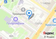 Компания «Строчилкин и Партнеры» на карте