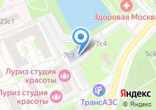 Компания «Moscow Event» на карте