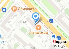 Компания «Совет ветеранов войны и труда Гагаринского района» на карте