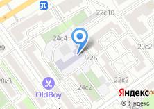Компания «Средняя общеобразовательная школа №665» на карте
