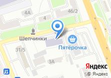 Компания «Космос СДЮСШОР» на карте
