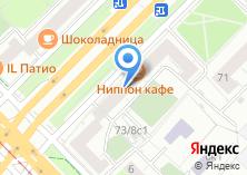 Компания «Шейте сами» на карте