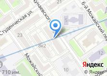 Компания «Мосэлектротягстрой» на карте