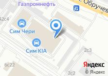 Компания «СИМ» на карте